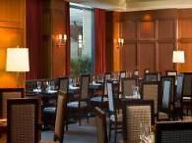 Side Bar Grille - Sheraton Boston