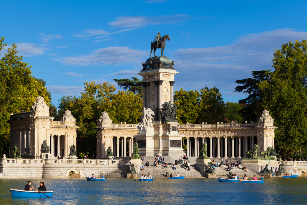 Top 10 Tourist Attractions In Madrid