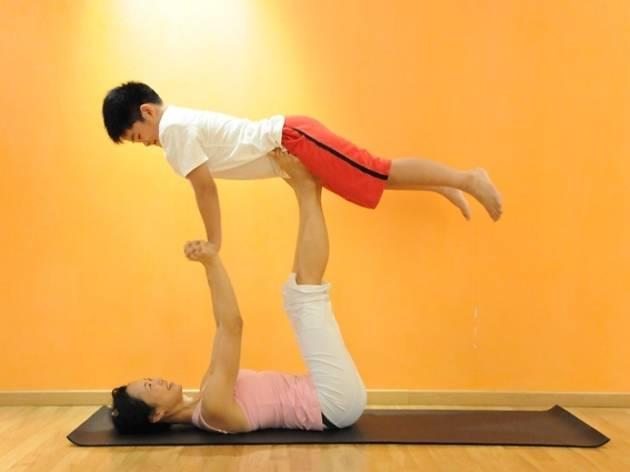 Surya yoga kids