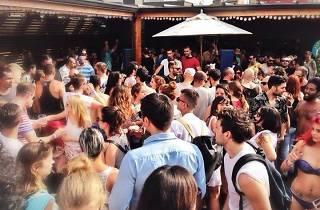 We Sound Rooftop Pool Party: Undo + Joe Black Koko + Audiolux + Borja Gomila + Antar