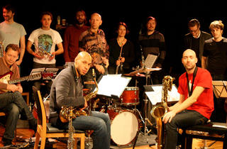 46 Voll-Damm Festival Internacional de Jazz de Barcelona: Trondheim Jazz Orchestra & Eirik Hegdal con Joshua Redman