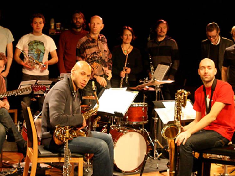 46 Voll-Damm Festival Internacional de Jazz de Barcelona: Trondheim Jazz Orchestra & Eirik Hegdal amb Joshua Redman