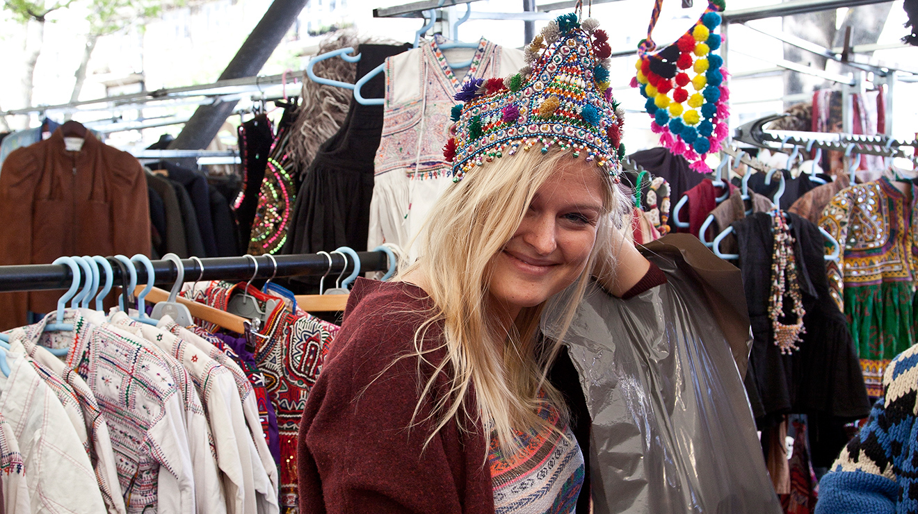 Browse the riches of ages on Portobello Road