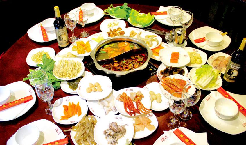 Olla de Sichuan