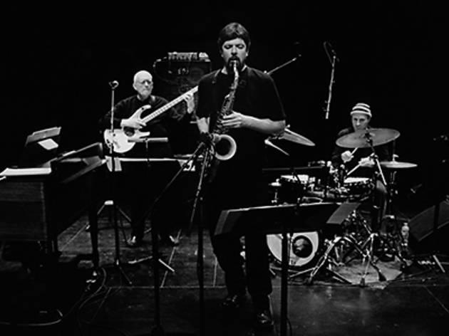 46 Voll-Damm Festival Internacional de Jazz de Barcelona: The Swallow Quintet