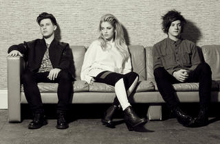 London Grammar + Until the Ribbon Breaks