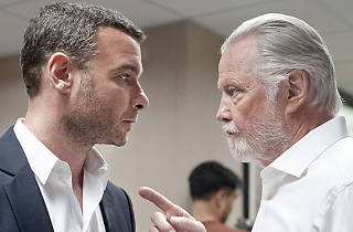 Liev Schreiber and Jon Voight in <em>Ray Donovan</em>