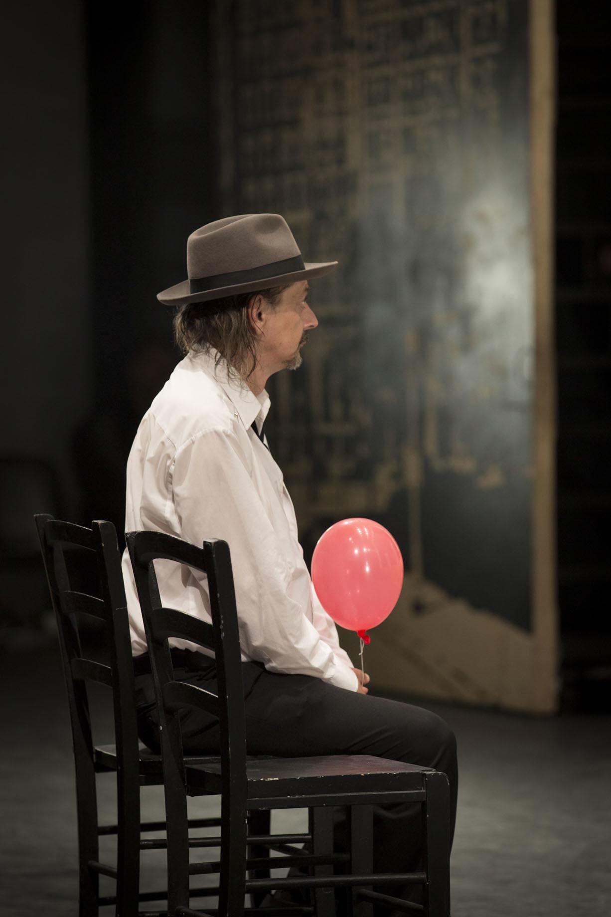 Jean-Damien Barbin : fou de théâtre