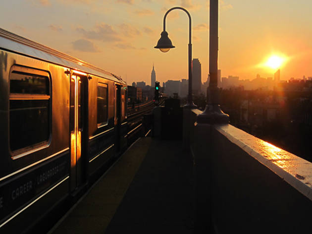 Girl, are you the F train? Our favorite transit-related insults