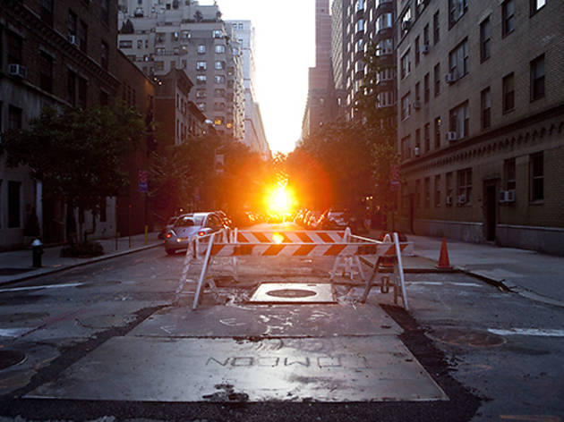 Photograph: Courtesy Creative Commons/Dan Nguyen/Flickr Manhattanhenge