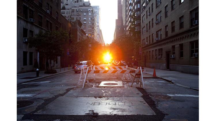 Photograph: Courtesy Creative Commons/Dan Nguyen/Flickr Manhattanhenge