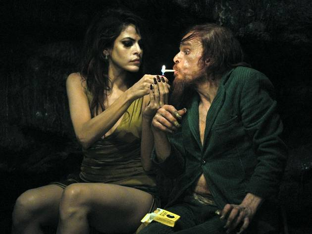 Outdoor cinema 2014: Holy Motors