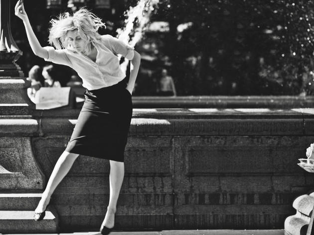 Open-air film festival 2015: Frances Ha