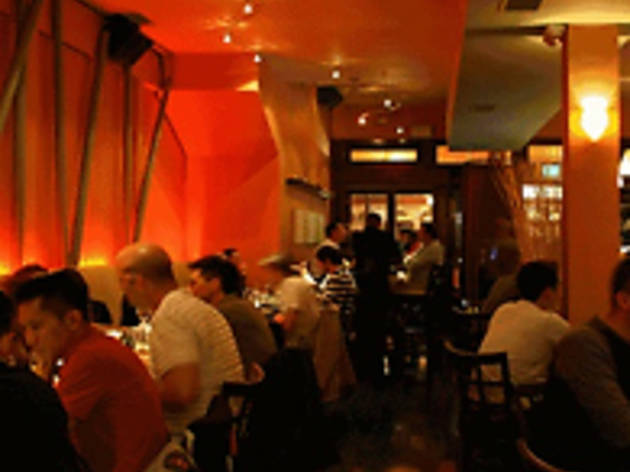 Barracuda Japanese Restaurant - SF