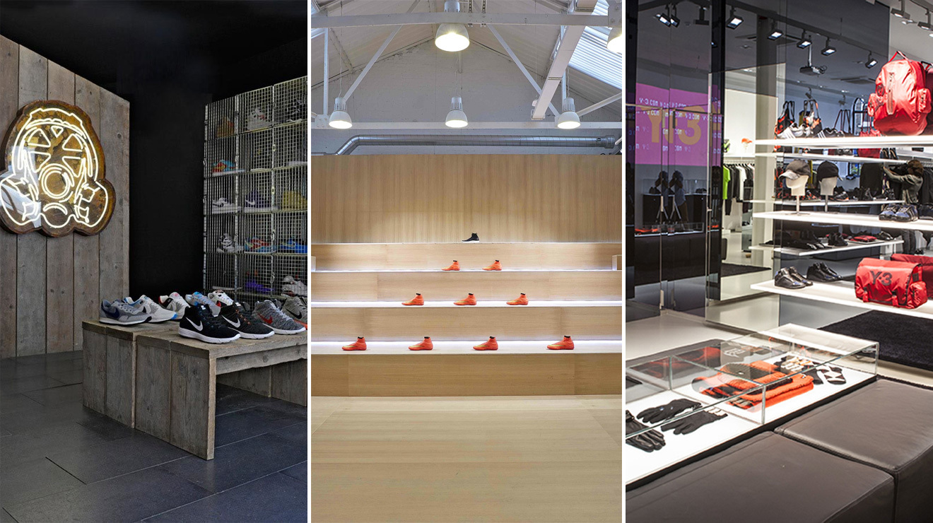 Best trainer shops in London – Shopping