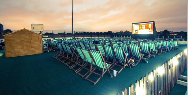 Rooftop Film Club, Stratford