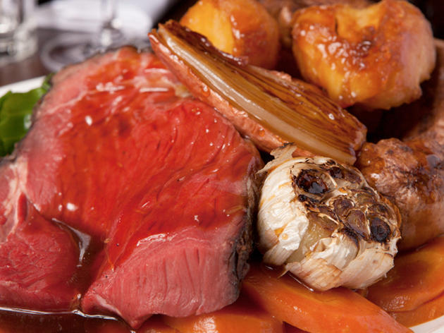 Head to Hawksmoor for the ultimate Sunday roast