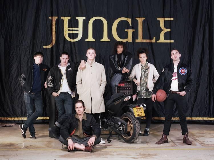 Jungle – 'Jungle'