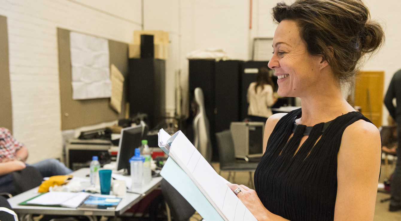Helen Mccrory Interview Medea Time Out Theatre