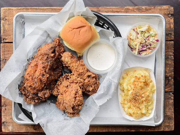 Kerry Diamond and Rob Newton open fried-chicken-focused Wilma Jean