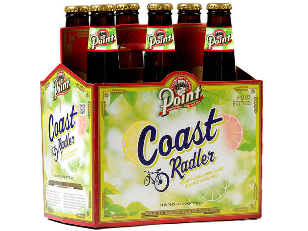 Point's Coast Radler