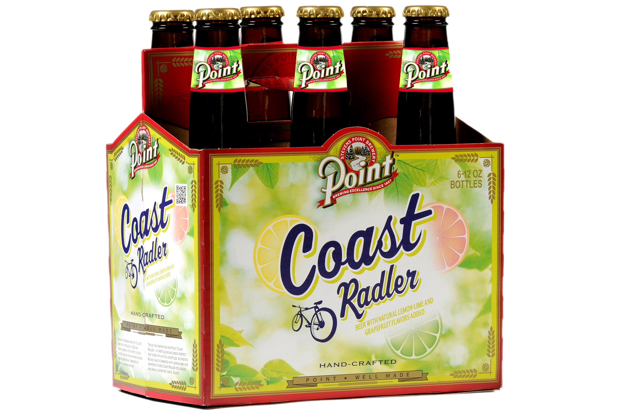 Coast Radler from Point Beer