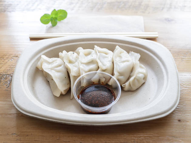 Mimi Cheng's Dumplings debuts with family-recipe pot stickers