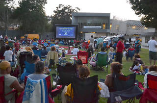 Movie Night in the Parks