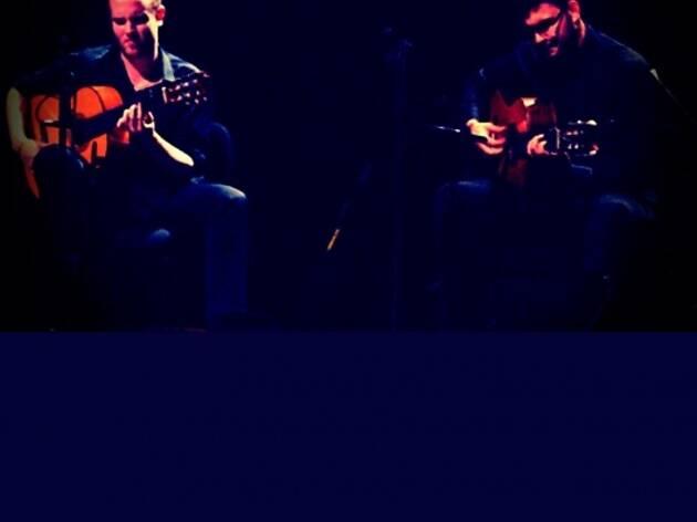 Nit de Flamenco: Tomás Lorenzo i J. Antonio López