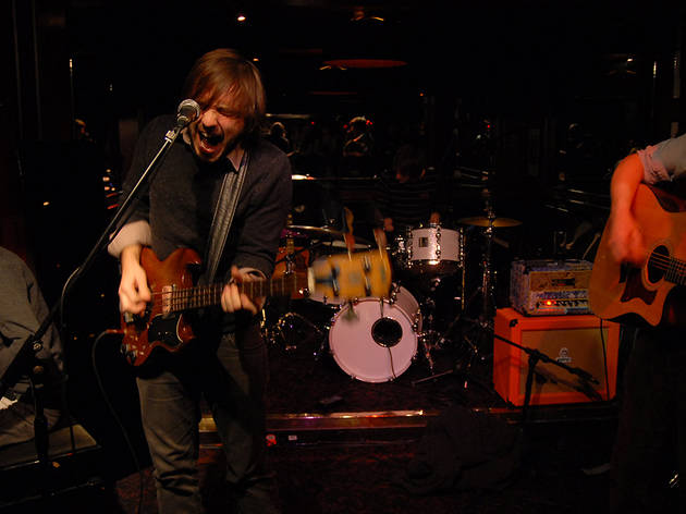 (TV Nights, Goldheart Assembly – © Ronnie Scott's)