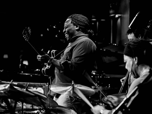(Wednesday Night Jazz Jam – © Benjamin Amure)