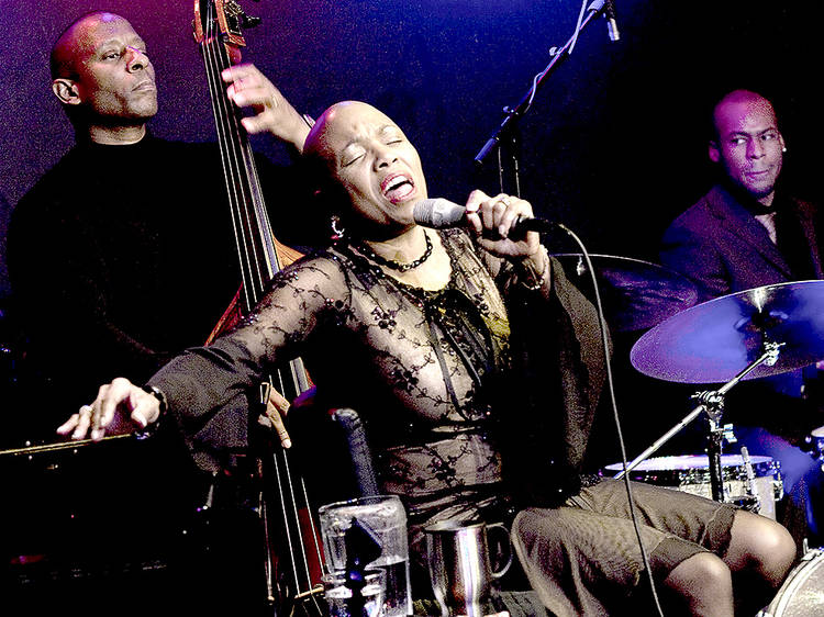 Spend an evening at Ronnie Scott's jazz club