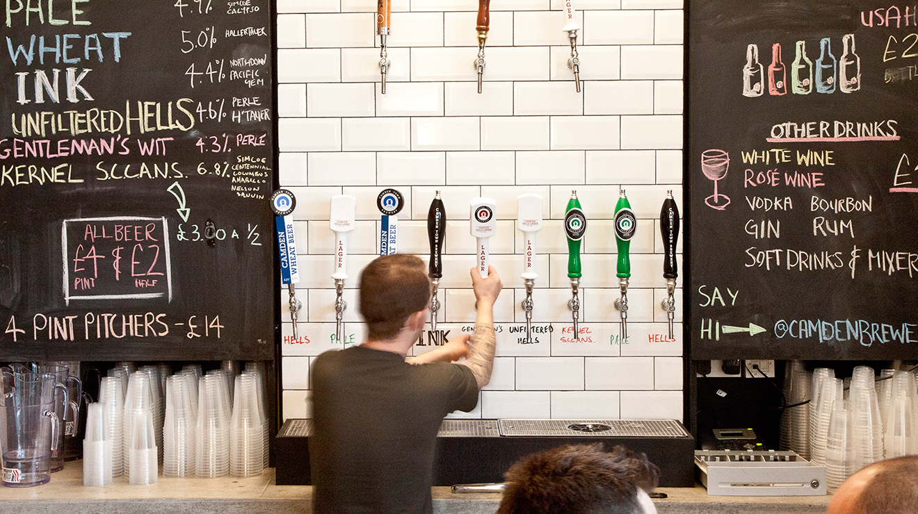 Sip a craft beer straight from the source