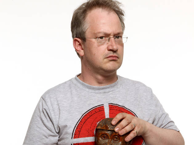 the 100 best sci-fi movies, Robin Ince