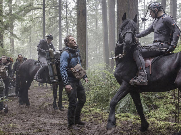 Dawn of the Planet of the Apes - behind the scenes