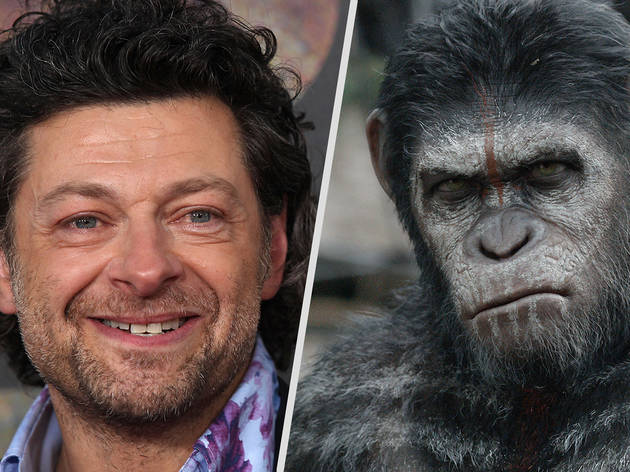 Dawn of the Planet of the Apes - Serkis