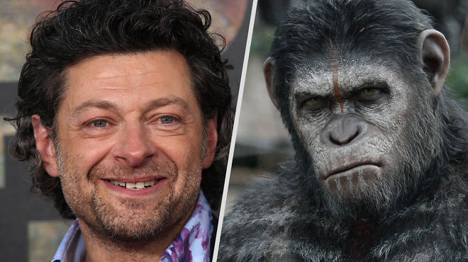 Interview: <em>Apes</em>' Andy Serkis