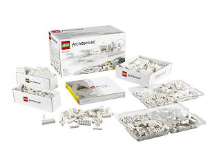 Lego Architecture Studio Launch