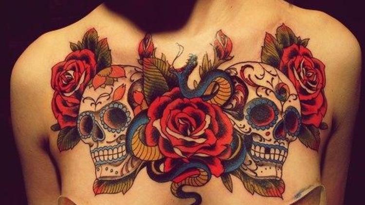 Deux tatouages