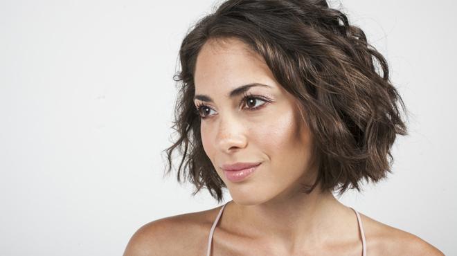 Rose-gold makeup ideas