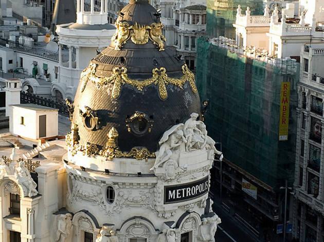 Edificio Metrópolis (©Daniel Moreno)