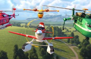 Aviones 2: Equipo de Rescate