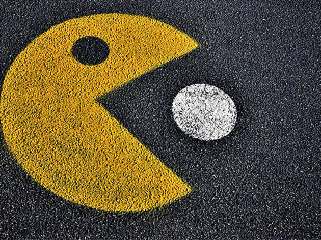Pac-Man is coming to Brooklyn on Friday