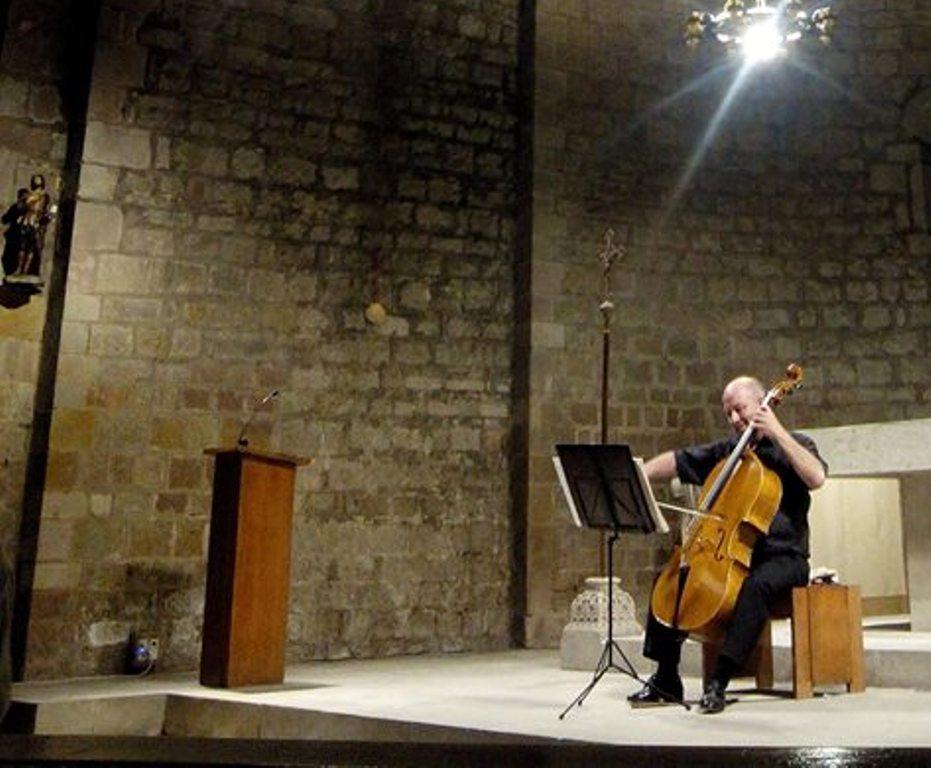 Bach in Barcelona
