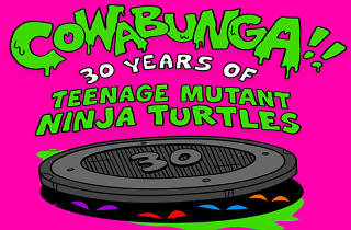 Cowabunga! 30 Years of Teenage Mutant Ninja Turtles