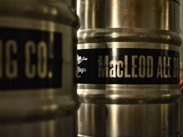 MacLeod Ale Brewing Co.