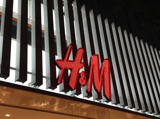 H&M 1 Utama Shopping Mall