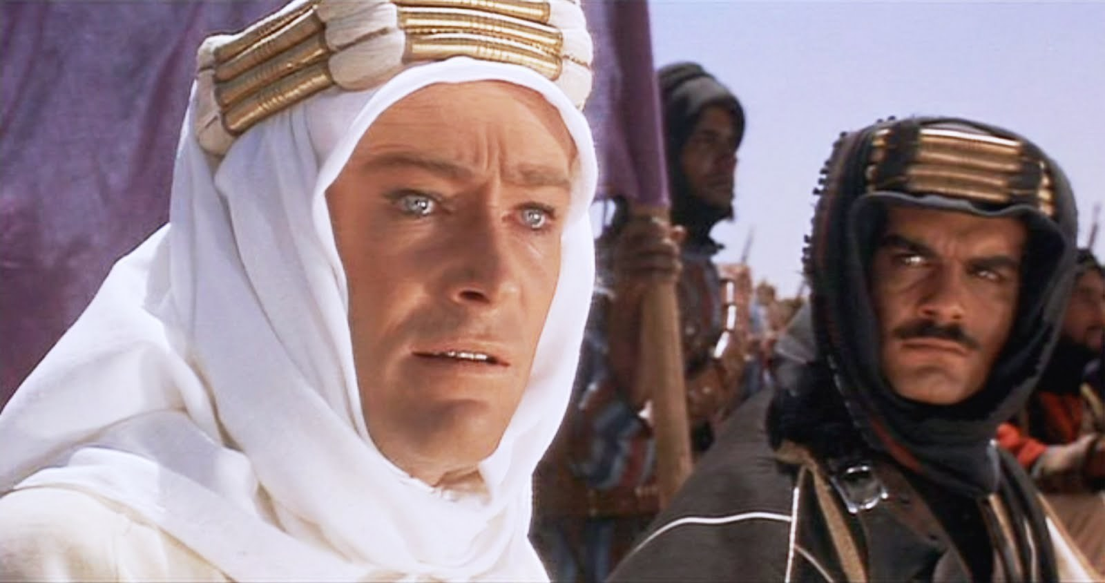 'Lawrence de Arabia', de David Lean