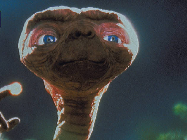 b2d6066f 1/20 ET in 'ET The Extra Terrestrial' (1982) What is it?A lone  alien who's stranded on Earth and just wants to get home. How cute?
