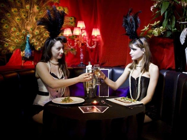 London's best cabaret clubs
